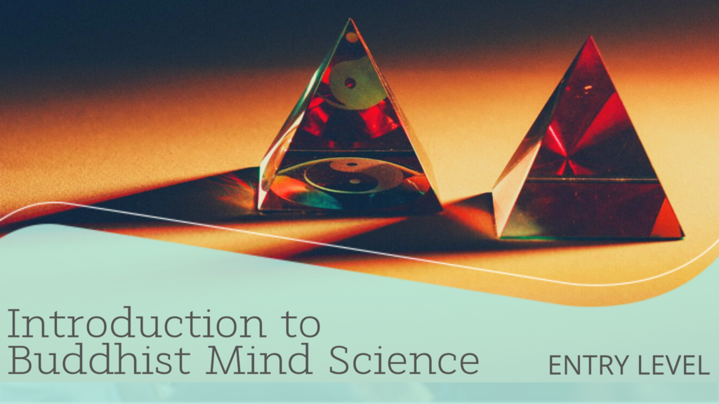 Buddhist Mind Science Course