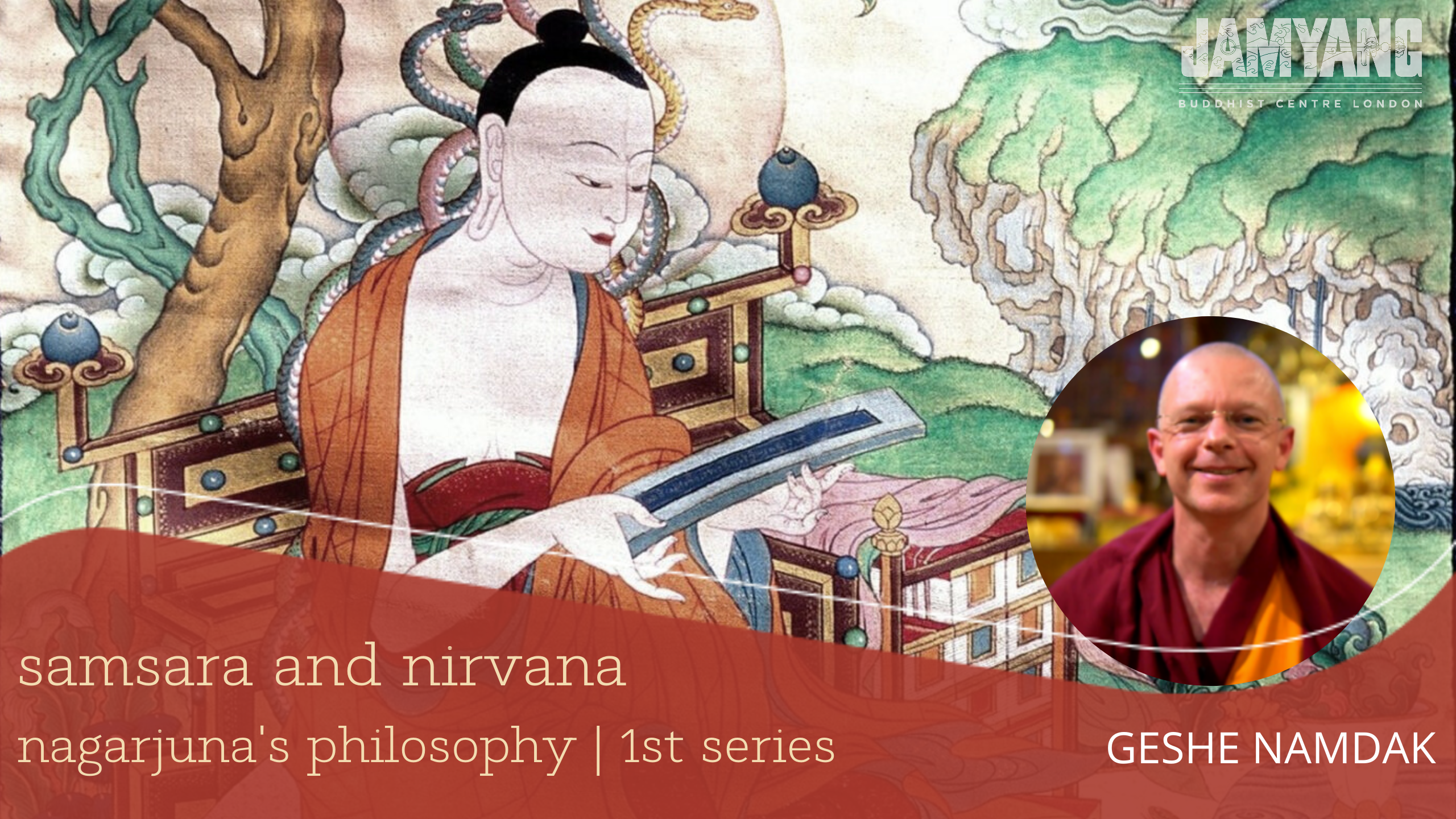 Buddhist Philosophy | Jamyang Buddhist Centre