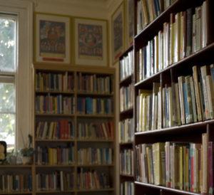 Library Buddhism